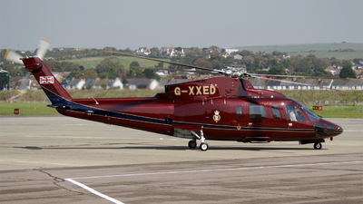 G-XXED - Sikorsky S-76C - Private