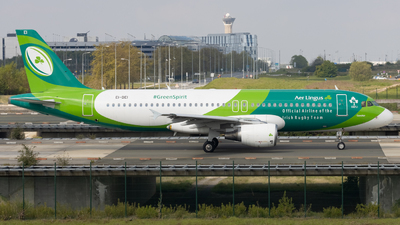 A picture of EIDEI - Airbus A320214 - Aer Lingus - © Alewx