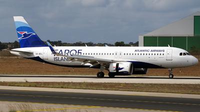 OY-RCL - Airbus A320-251N - Atlantic Airways