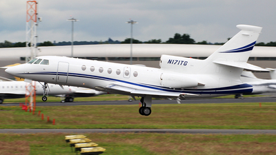 N171TG - Dassault Falcon 50 - Private