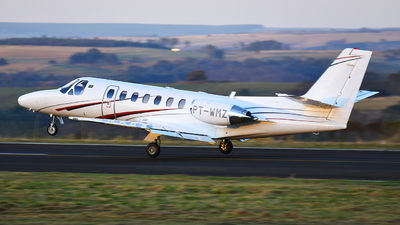 PT-WMZ - Cessna 560 Citation Ultra - Private