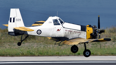 029 - PZL-Mielec M-18B Dromader - Greece - Air Force