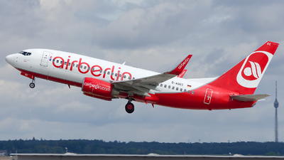 D-AGEC - Boeing 737-76J - Air Berlin