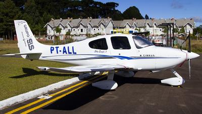 PT-ALL - Cirrus SR22 - Private
