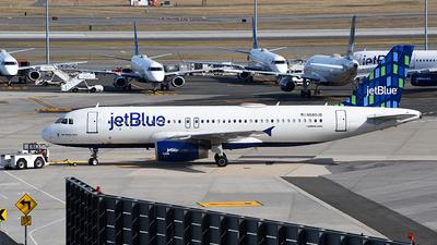 N580JB - Airbus A320-232 - jetBlue Airways