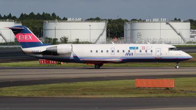 A picture of JA04RJ - Mitsubishi CRJ200ER - [7798] - © jaga