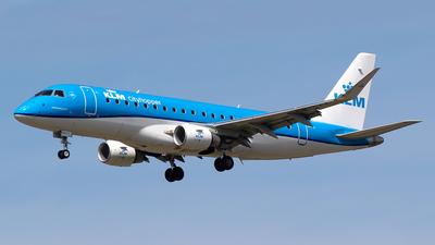 PH-EXX - Embraer 170-200STD - KLM Cityhopper