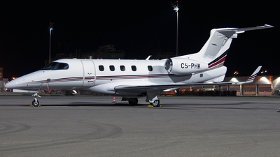 CS-PHK - Embraer 505 Phenom 300 - NetJets Europe