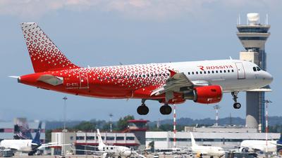 EI-EYL - Airbus A319-111 - Rossiya Airlines