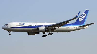 JA624A - Boeing 767-381(ER) - All Nippon Airways (Air Japan)