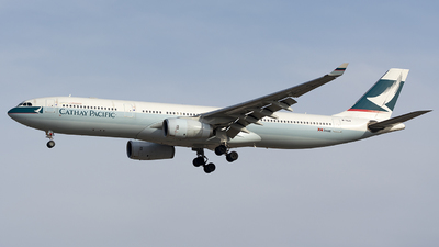B-HLO - Airbus A330-343 - Cathay Pacific Airways