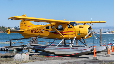 N123JL - De Havilland Canada DHC-2 Mk.I Beaver - San Francisco Seaplane Tours