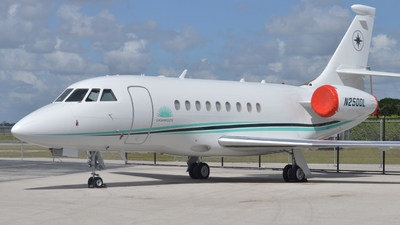 N250DL - Dassault Falcon 2000 - Private