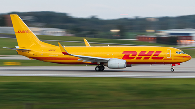 N707HP - Boeing 737-883(BDSF) - DHL (iAero Airways)