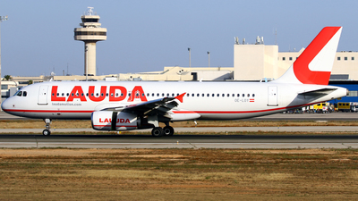 OE-LOY - Airbus A320-232 - LaudaMotion