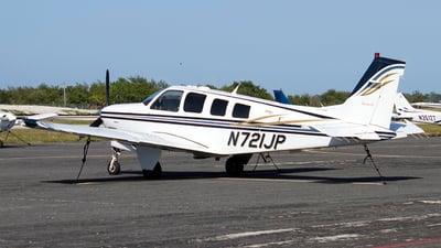 A picture of N721JP - Beech A36 Bonanza - [E3470] - © Jeremy D. Dando