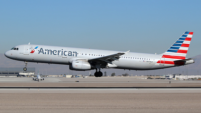 N979UY - Airbus A321-231 - American Airlines