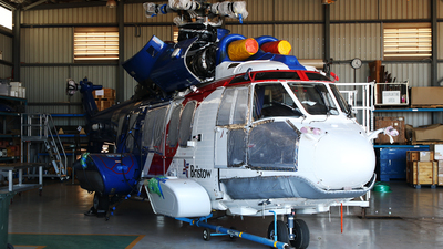 VH-ZFB - Eurocopter EC 225LP Super Puma II+ - Bristow Helicopters