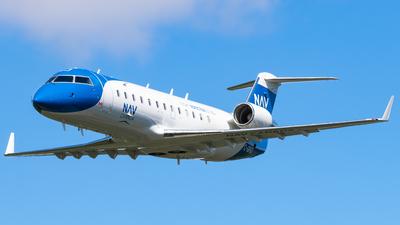 C-GFIO - Bombardier CRJ-200ER - Nav Canada
