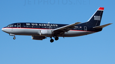 N529AU - Boeing 737-3B7 - US Airways