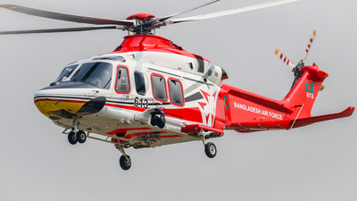 613 - Agusta-Westland AW-139 - Bangladesh - Air Force