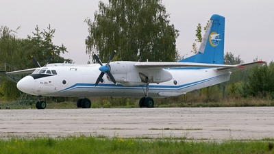 UR-CFX - Antonov An-26B - Asterias Commercial