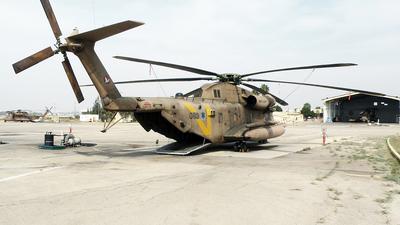 063 - Sikorsky CH-53 Yasur 2025 - Israel - Air Force