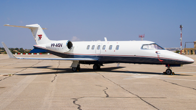 A picture of PPASV - Learjet 40 - [452018] - © RowenAquilina