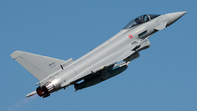 CSX7355 - Eurofighter Typhoon EF2000 - Italy - Air Force