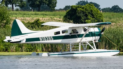 N10395 - De Havilland Canada DHC-2 Mk.I Beaver - Private