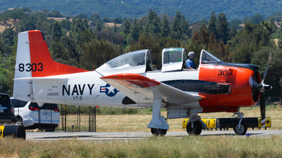 N9671N - North American T-28B Trojan - Private