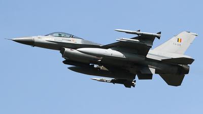 FA-128 - General Dynamics F-16AM Fighting Falcon - Belgium - Air Force