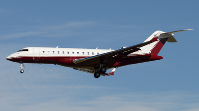 N416BD - Bombardier BD-700-1A10 Global Express XRS - Private