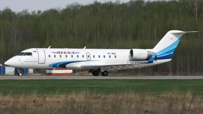 VP-BBC - Bombardier CRJ-200LR - Yamal Airlines