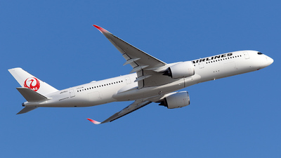 JA11XJ - Airbus A350-941 - Japan Airlines (JAL)