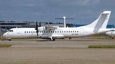 OY-YDU - ATR 72-212A(600) - Nordic Aviation Capital (NAC)