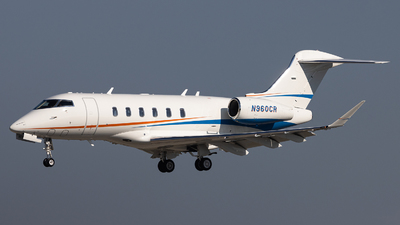 N960CR - Bombardier BD-100-1A10 Challenger 300 - Private
