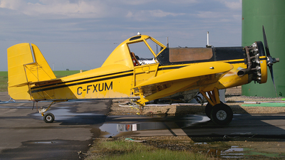 C-FXUM - Ayres S2R Thrush - Private