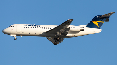 VH-NKQ - Fokker 70 - Alliance Airlines