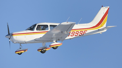 N4999F - Piper PA-28-151 Cherokee Warrior - Private