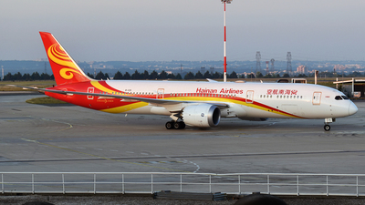 B-1135 - Boeing 787-9 Dreamliner - Hainan Airlines