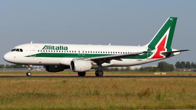 I-BIKC - Airbus A320-214 - Alitalia