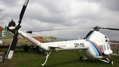 OM-PIS - PZL-Swidnik Mi-2 Hoplite - Private