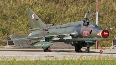 8102 - Sukhoi Su-22M4 Fitter K - Poland - Air Force