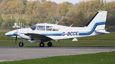 A picture of GBCCE - Piper PA23250 Aztec - [277405282] - © Peter Baldwin