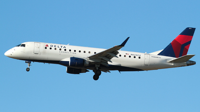N624CZ - Embraer 170-200LR - Delta Connection (Compass Airlines)
