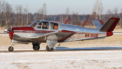 RA-3112G - Beechcraft B35 Bonanza - Private