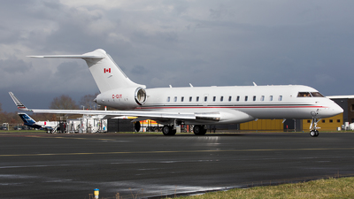 C-GIIT - Bombardier BD-700-1A10 Global 6000	 - Private