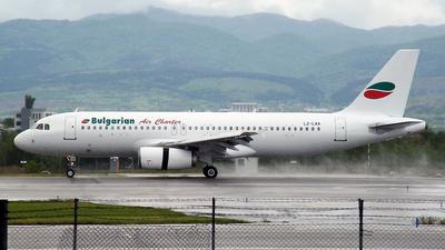 LZ-LAA - Airbus A320-231 - Bulgarian Air Charter (BAC)
