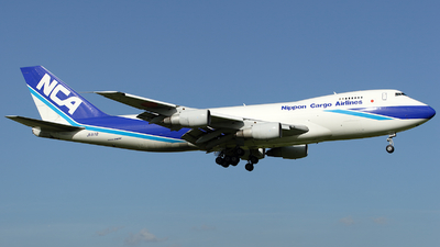 JA8172 - Boeing 747-281F(SCD) - Nippon Cargo Airlines (NCA)